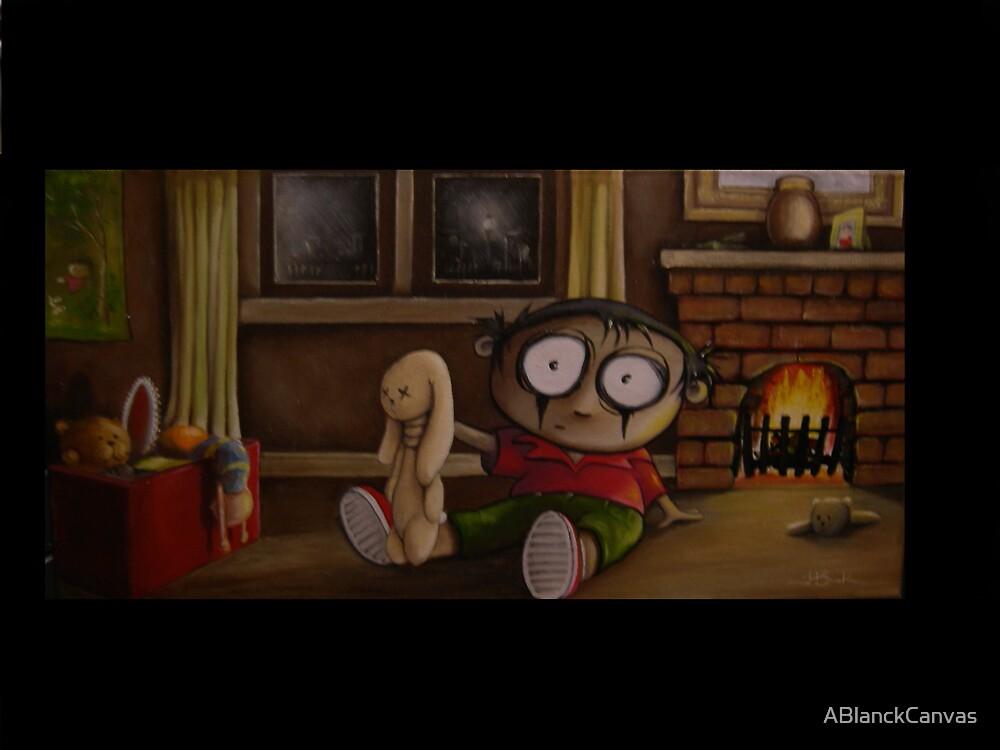 the night i lost my bunny by ABlanckCanvas