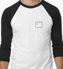Terminal Face Men's Baseball ¾ T-Shirt