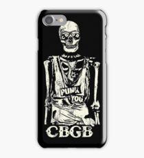 Punk You iPhone Case/Skin