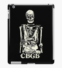 Punk You iPad Case/Skin
