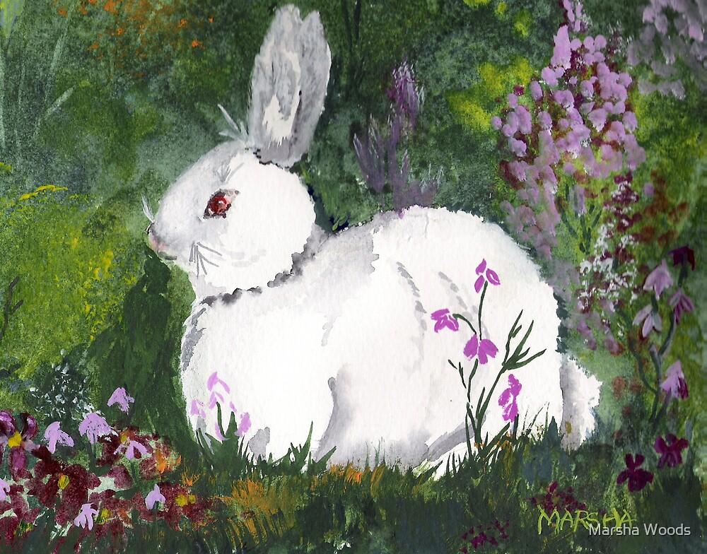 SWEET LITTLE BUNNY by Marsha Woods