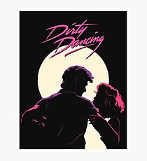 dirty dancing Photographic Print