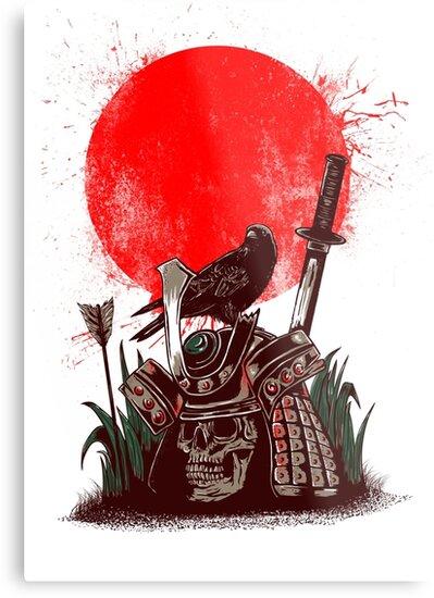 dead samurai by motymotymoty