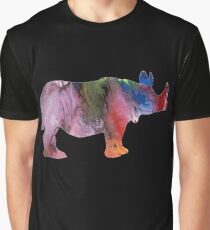Rhinoceros  Graphic T-Shirt