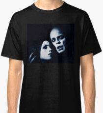 Nosferatu Herzog blue Classic T-Shirt