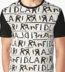 too much fidlar in one paper Graphic T-Shirt