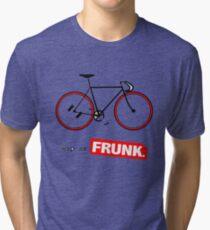 hip bicycle Tri-blend T-Shirt