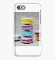Macaroons Rainbow (Collection) iPhone Case/Skin