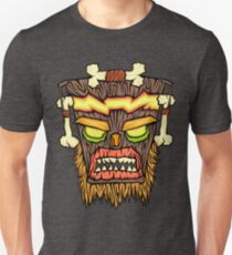 Warped Mask T-Shirt