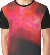 abstract contemporary colors No 5 Graphic T-Shirt