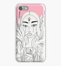 Tropical beauty iPhone Case/Skin