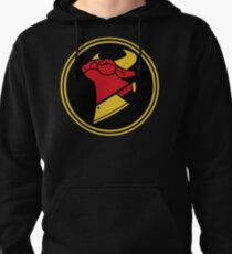 Cow Chop Classic Pullover Hoodie