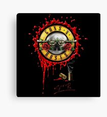 Roses Not in this life time Canvas Print