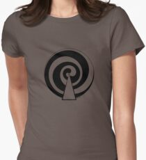 Mandala 9 Back In Black T-Shirt