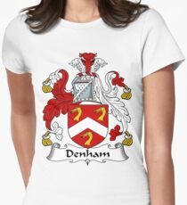 Denham  Womens Fitted T-Shirt