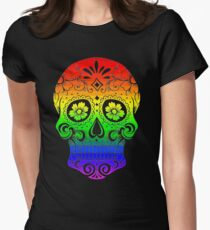 Proud to the Bone Womens Fitted T-Shirt