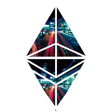 Ethereum city  by mikeblue7