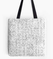 Simple shabby seamless texture. Tote Bag
