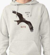 High as a Kite Pullover Hoodie