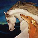 Kindred Spirits by Jezhawk