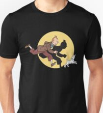 tintin and snowy T-Shirt