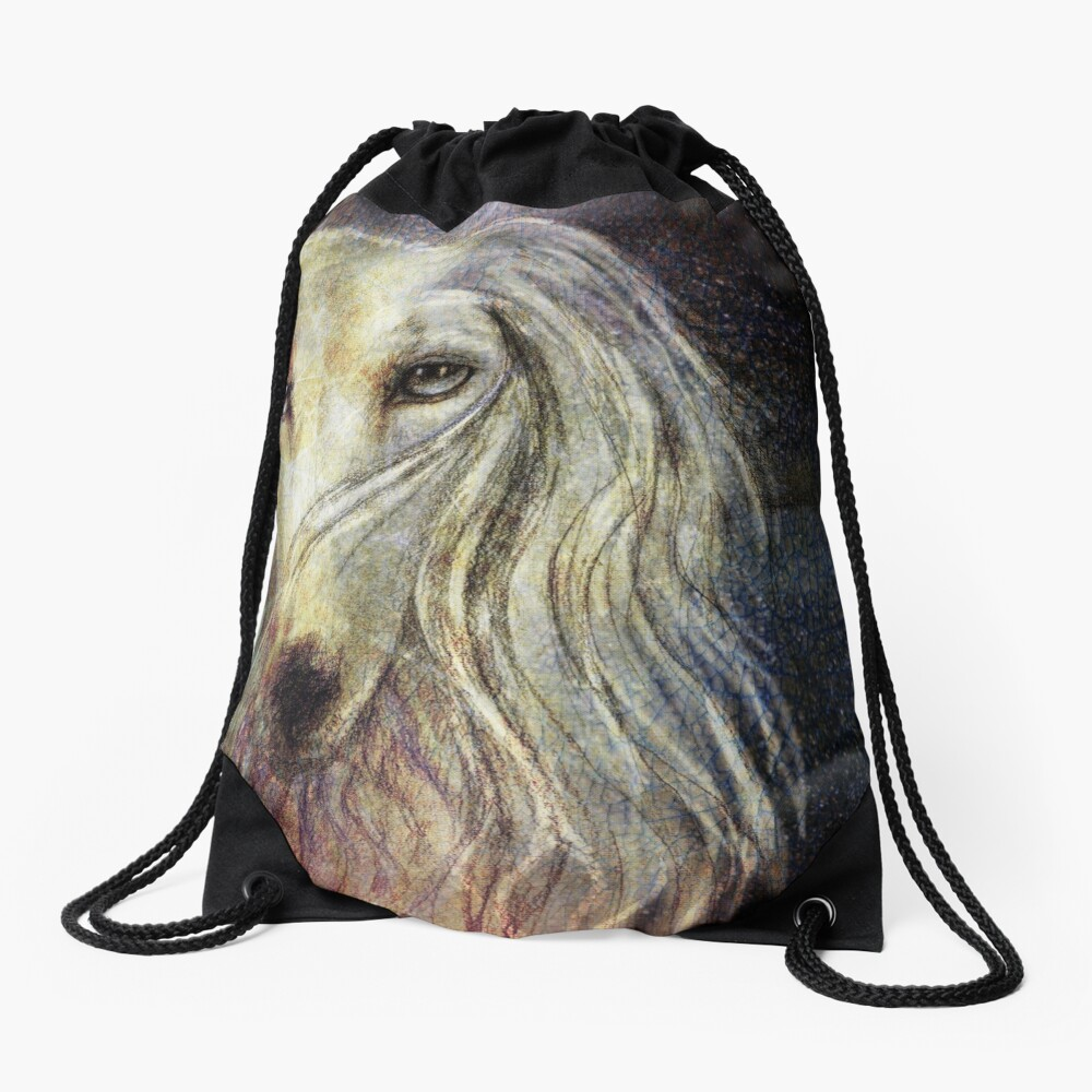 The Look Drawstring Bag