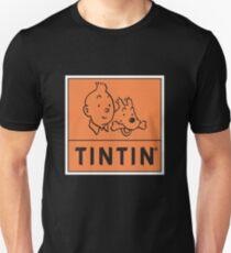 tintin orange T-Shirt