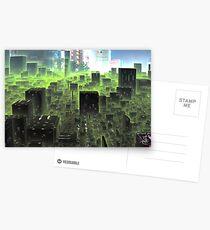 EarthScraperz Postcards