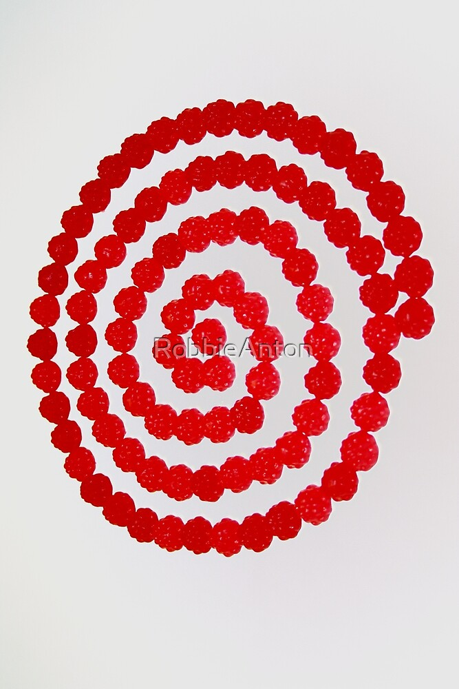 Sweet Raspberry Swirl by RobbieAnton