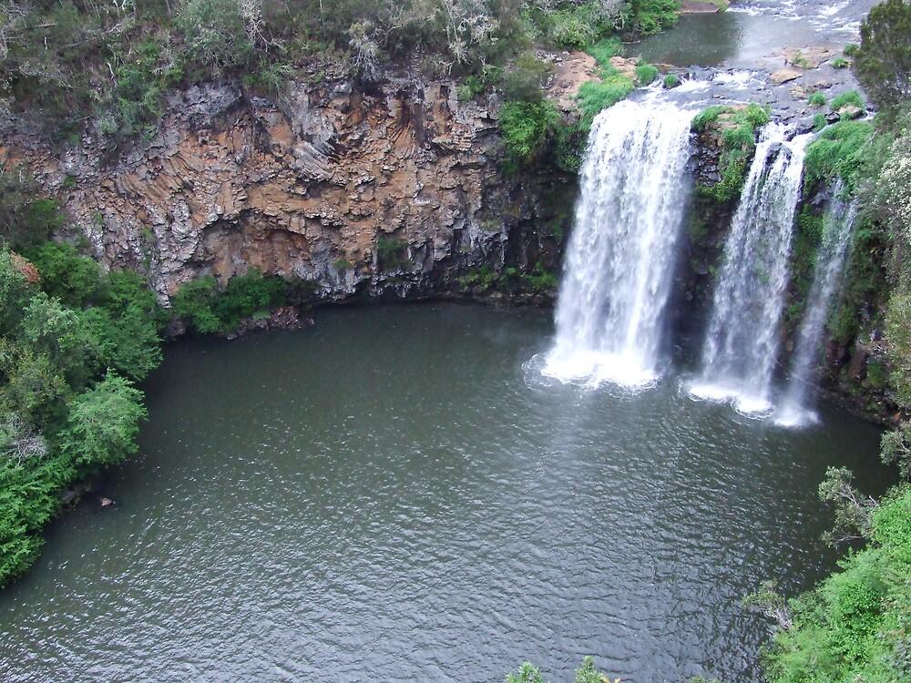 Waterfall by JudyMac