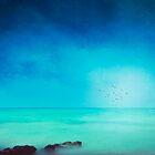 Silent Mediterranean Sea by Dirk Wuestenhagen