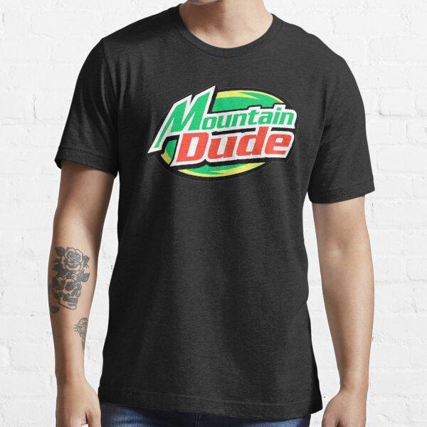 Mountain Dude Essential T-Shirt