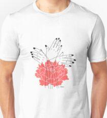 Reaching For Light Unisex T-Shirt
