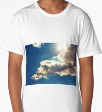 sky Long T-Shirt