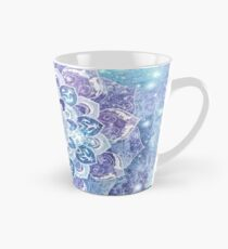 FREE YOUR MIND MANDALA in Blue Tall Mug