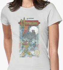 Metroidvania Women's Fitted T-Shirt