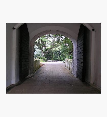 Fort Canning - Singapore Photographic Print