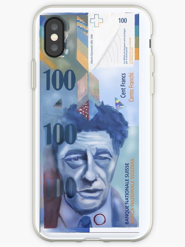 100 Swiss Francs Note Bill - Front side by Nornberg77