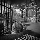 St Pareicks, Melbourne by Christine Wilson