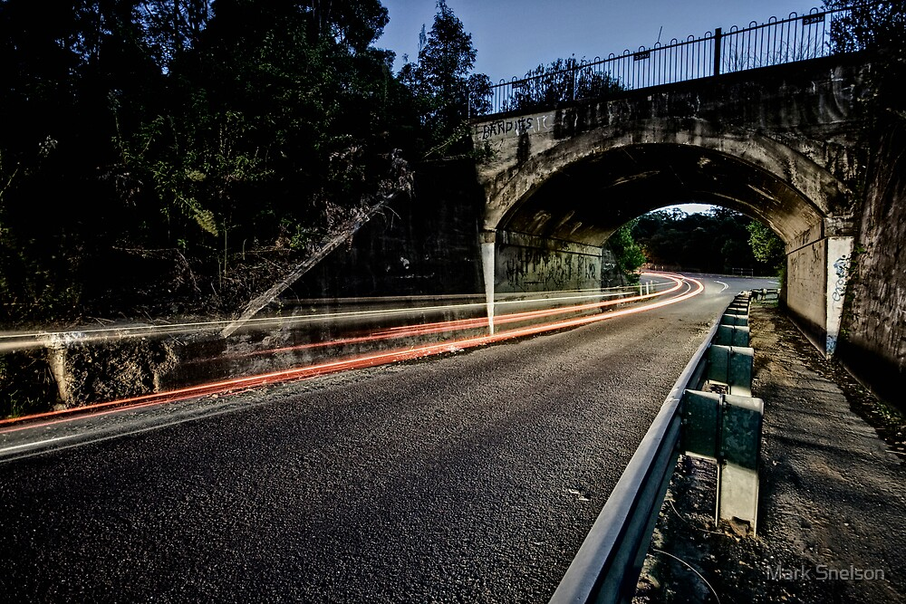 Fassifern Tunnel by Mark Snelson