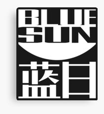 Blue Sun Corporation Logo Canvas Print