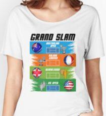 Grand Slam of Tennis Women's Relaxed Fit T-Shirt