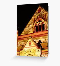 Elder Hall, Adelaide Greeting Card