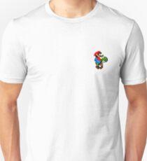 Pixel Art Super Mario & Yoshi Unisex T-Shirt