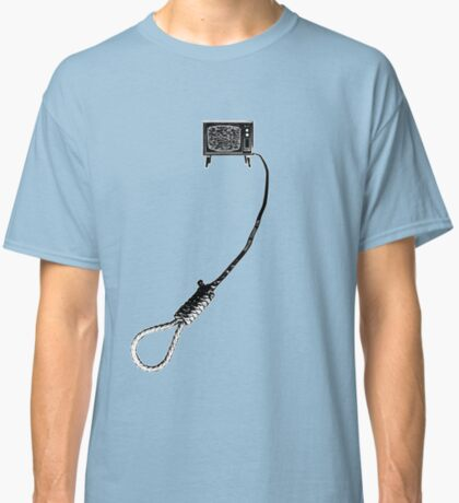 Reality TV2 (Remote Control Life) Classic T-Shirt