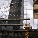 Building Reflection by MuscularTeeth