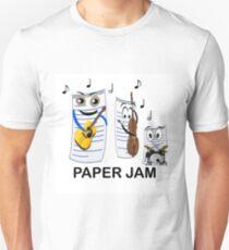MUSIC: PAPER JAM Unisex T-Shirt