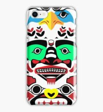 Tri-Totem iPhone Case/Skin