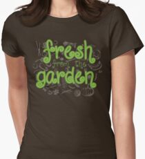 Fresh From The Garden Women's Fitted T-Shirt