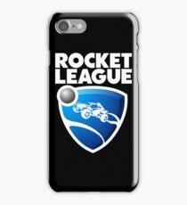 Rocket league [HD Logo] iPhone Case/Skin